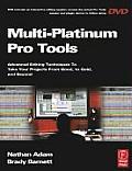 Multi-platinum Pro Tools (06 Edition)
