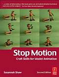 Stop Motion: Craft Skills for Model Animation Cover