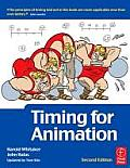 Timing For Animation 2nd Edition