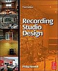 Recording Studio Design 3rd Edition