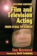 Film & Television Acting From Stage to Screen
