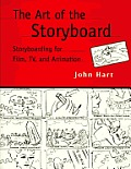 Art Of The Storyboard Storyboarding For