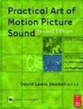Practical Art of Motion Picture Soun 2ND Edition Cover