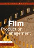 Film Production Management (3RD 06 Edition)