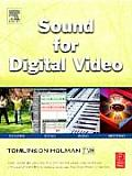 Sound for Digital Video - With CD (05 - Old Edition)
