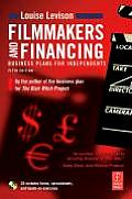 Filmmakers and Financing: Business Plans for Independents with CDROM Cover