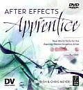 After Effects Apprentice -with DVD (07 - Old Edition)