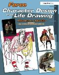 Force : Character Design From Life Drawing (08 Edition)