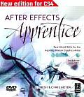 After Effects Apprentice Real World Skills for the Aspiring Motion Graphics Artist 2nd Edition