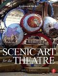 Scenic Art for the Theatre (3RD 12 Edition)