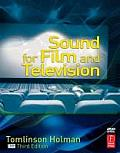 Sound for Film & Television 3rd Edition