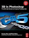 3D in Photoshop: The Ultimate Guide for Creative Professionals Cover