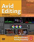 Avid Editing 5th Edition A Guide for Beginning & Intermediate Users