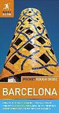 Pocket Rough Guide Barcelona (Rough Guide Pocket Guides)