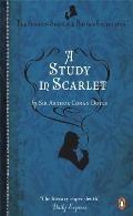 A Study In Scarlet. Arthur Conan Doyle by Sir Arthur Conan Doyle
