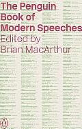 Penguin Book Of Modern Speeches