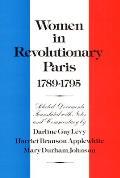 Women In Revolutionary Paris 1789 1795