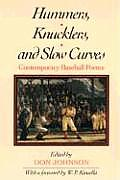 Hummers Knucklers & Slow Curves Contemporary Baseball Poems