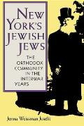 New York's Jewish Jews: The...