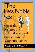 Less Noble Sex Scientific Religious & Philosophical Conceptions of Womans Nature