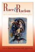 Race and Racism in Continental Philosophy (Studies in Continental Thought) Cover
