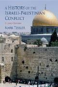 A History Of The Israeli-Palestinian Conflict: Second Edition (Indiana Series In Middle East Studies) by Mark Tessler