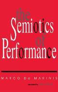 The Semiotics of Performance