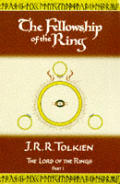 Fellowship Of The Ring :Rings 1 Uk by J R R Tolkien