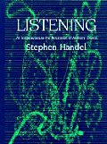 Listening An Introduction To The Perception O