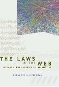Laws of the Web Patterns in the Ecology of Information