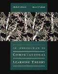 Introduction To Computational Learning Theory
