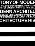 History Of Modern Architecture Volume 1