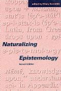Naturalizing Epistemology: A Review of Study, Theory, and Advocacy for Education in Non-Formal Settings