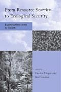 From Resource Scarcity to Ecological Security: Exploring New Limits to Growth (Global Environment Accord Strategies for Sustainability and)