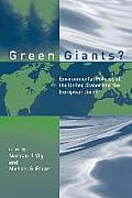 Green Giants?: Environmental Policies of the United States and the European Union (American and Comparative Environmental Policy)