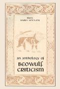 Anthology of Beowulf Criticism