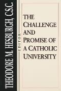 Challenge and Promise of a Catholic University