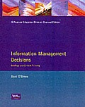 Information Management Decisions: Briefings & Critical Thinking
