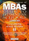 AMBA Guide to Business Schools, 1998-99