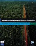 Natural Resource and Environmental Economics Cover