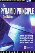 Pyramid Principle Logic In Writing 3rd Edition