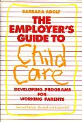 Employers Guide To Child Care Developing Progr