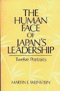 The Human Face of Japan's Leadership: Twelve Portraits