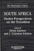 South Africa: Twelve Perspectives on the Transition