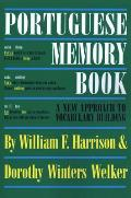 Portuguese Memory Book : a New Approach To Vocabulary Building (96 Edition)