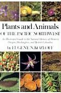 Plants and Animals of Pacific Northwest Cover