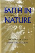 Faith in Nature Environmentalism as Religious Quest
