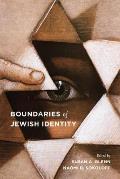 Boundaries of Jewish Identity