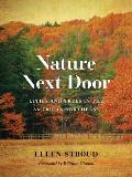 Nature Next Door: Cities and Trees in the American Northeast (Weyerhaeuser Environmental Books) Cover