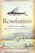 Resolution Captain Cooks Second Voyage